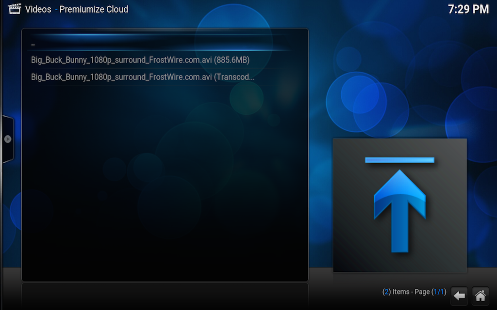 Kodi from ZIP 10